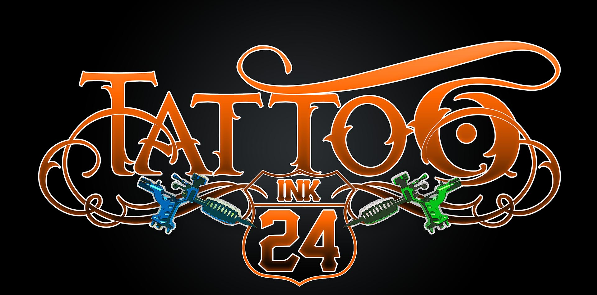 Logotipo Tattoo ink24
